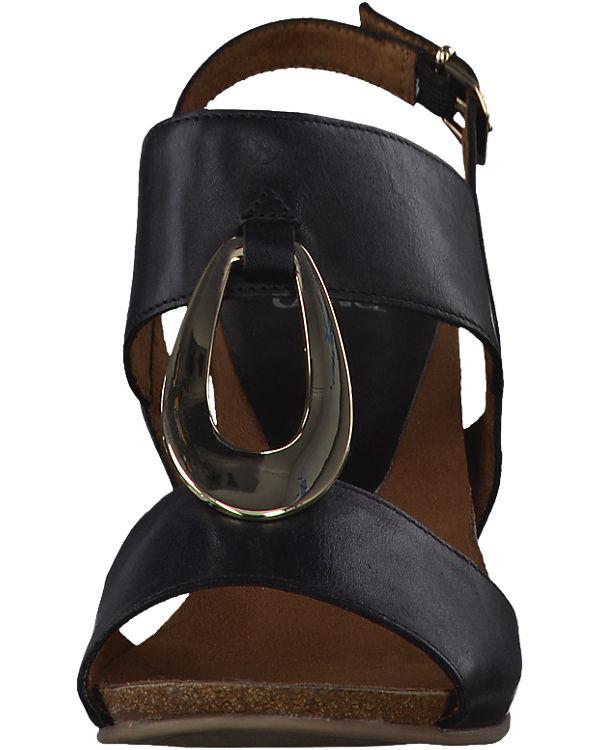 CAPRICE CAPRICE Chenoa Sandaletten schwarz
