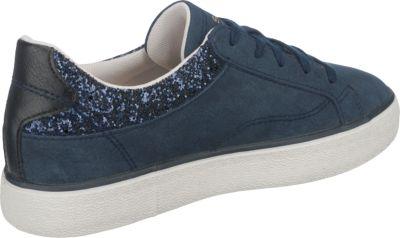 Esprit ESPRIT Situla Sneakers, blau, dunkelblau