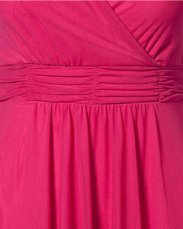 s.Oliver BLACK LABEL Cocktailkleid pink