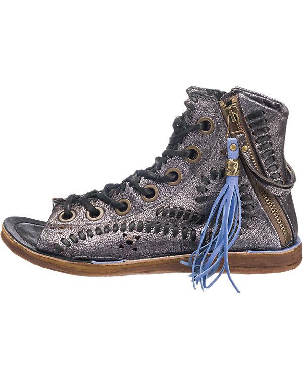 98 A Ramos schwarz S S 98 Sandaletten lila A BqwO1Iq