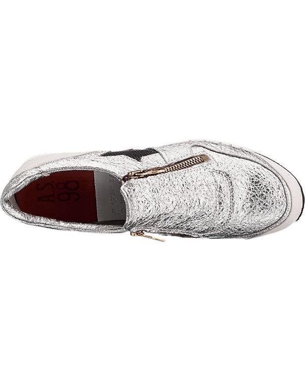 A.S.98 A.S.98 Phoenix Sneakers weiß