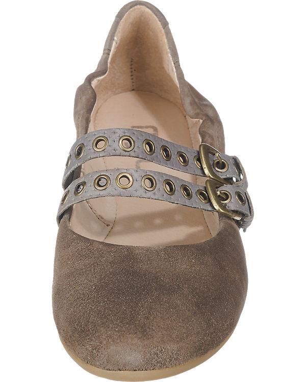 Ballerinas Chantilly Chantal MJUS MJUS braun 1qXffw