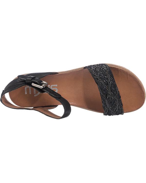 MJUS MJUS Sunrise Sandaletten schwarz