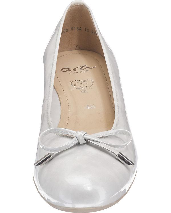 ara ara Bari Ballerinas offwhite