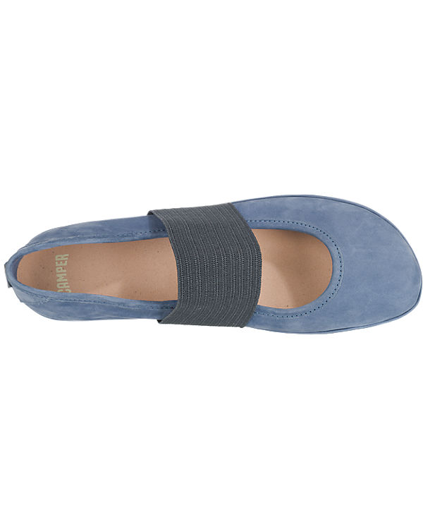 CAMPER CAMPER Right Nina Ballerinas blau-kombi