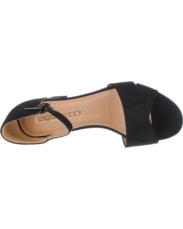 BUFFALO BUFFALO Sandaletten schwarz