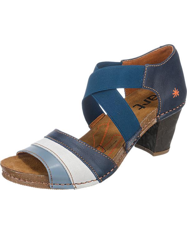 *art *art I Meet Sandaletten blau
