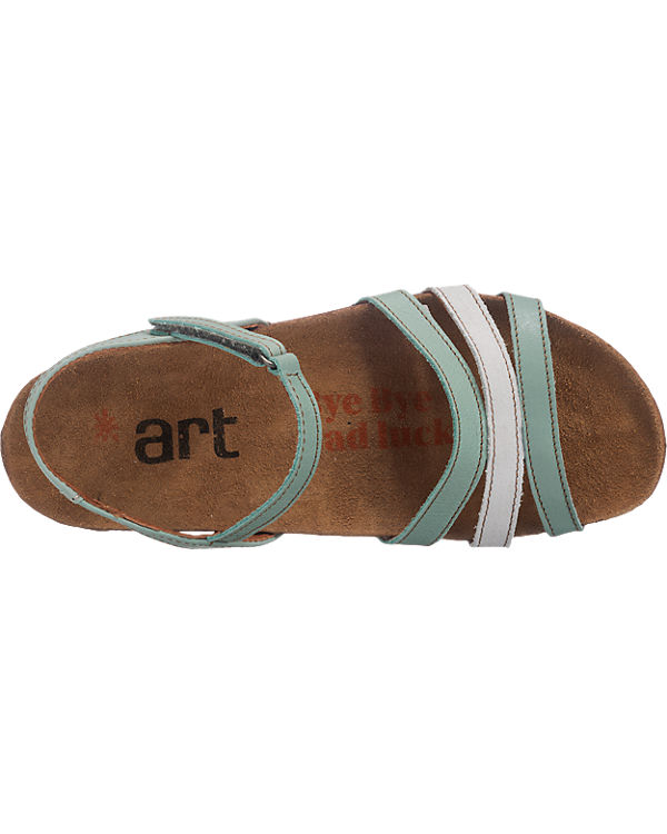 *art *art I Breathe Sandalen mint