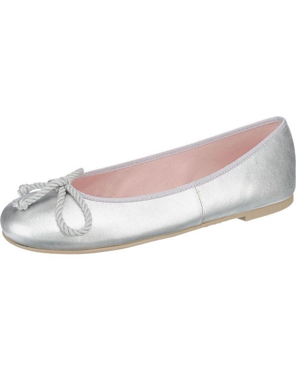 Pretty Ballerinas Klassische Ballerinas silber