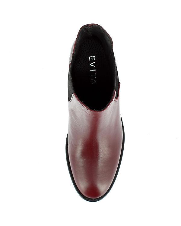 Shoes bordeaux Evita Evita Stiefeletten Shoes R144dq