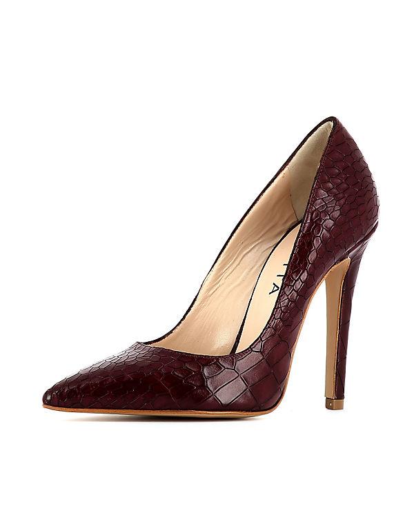 Evita bordeaux Shoes Shoes Evita Pumps nwvZ8RwOq