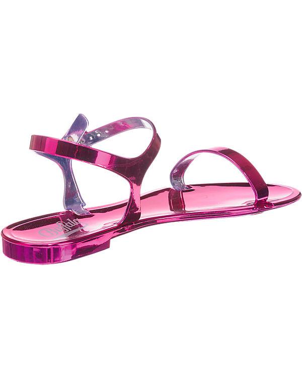 BUFFALO BUFFALO Sandaletten BUFFALO pink Sandaletten BUFFALO Fwq75Sz