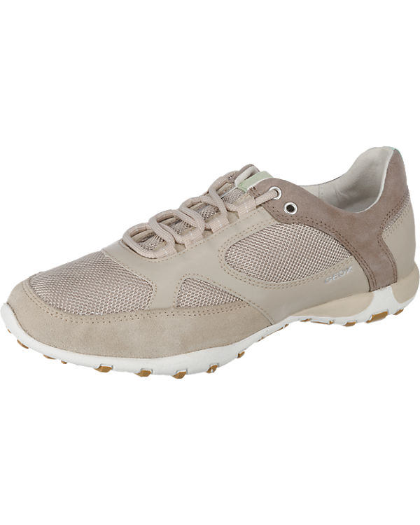 GEOX GEOX Freccia Sneakers beige