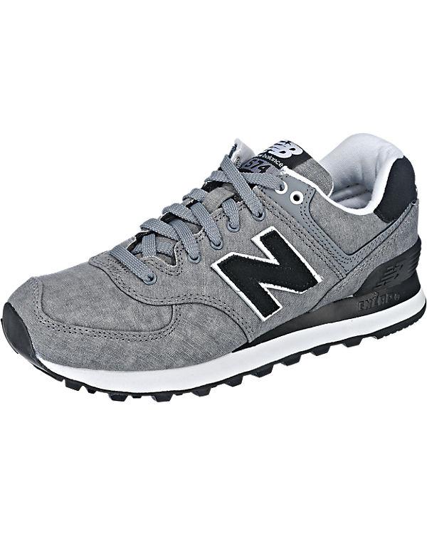 new balance new balance WL574 B Sneakers grau