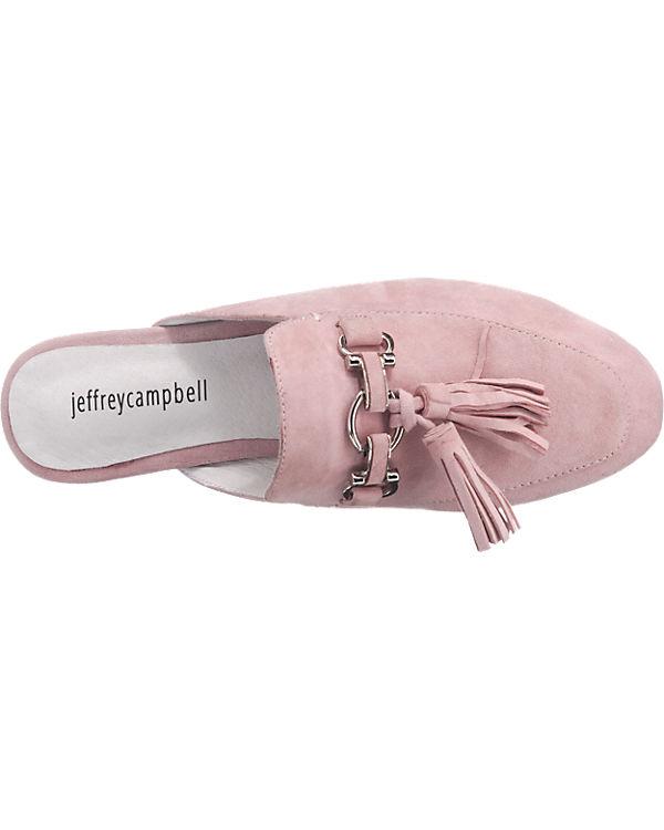 Jeffrey Jeffrey Pantoletten rosa TSL Campbell Apfel Campbell 11pP6