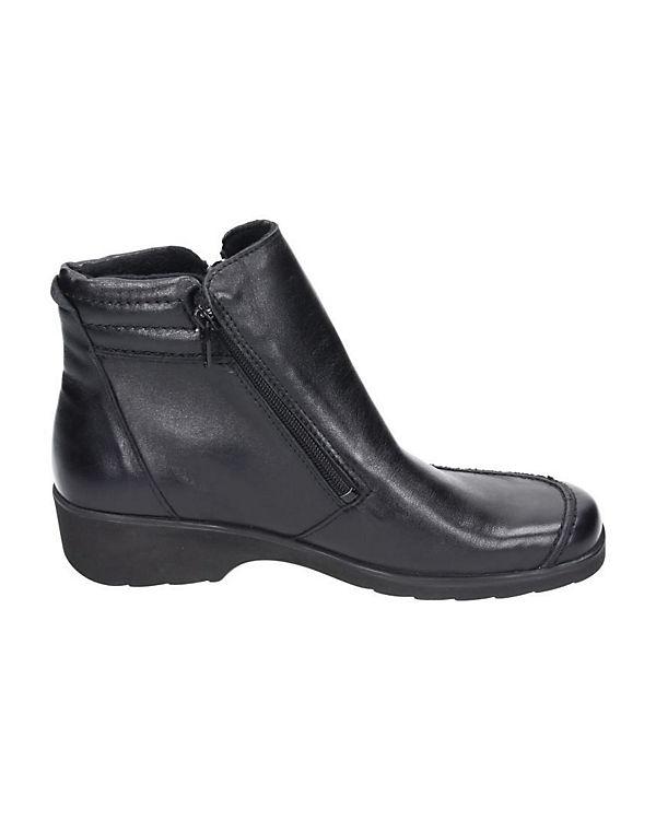 schwarz Comfortabel Comfortabel Comfortabel Comfortabel Stiefeletten Stiefeletten qxf87