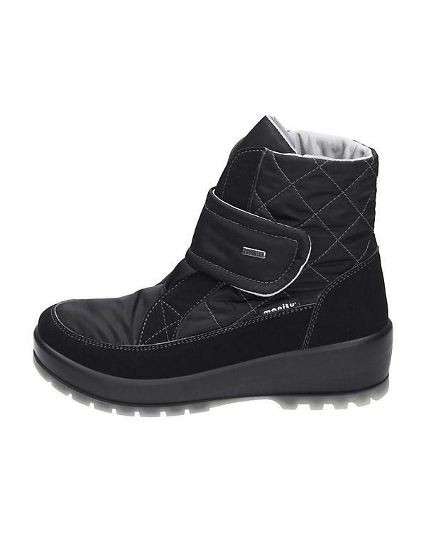 Polar-Tex Polar-Tex Stiefel schwarz