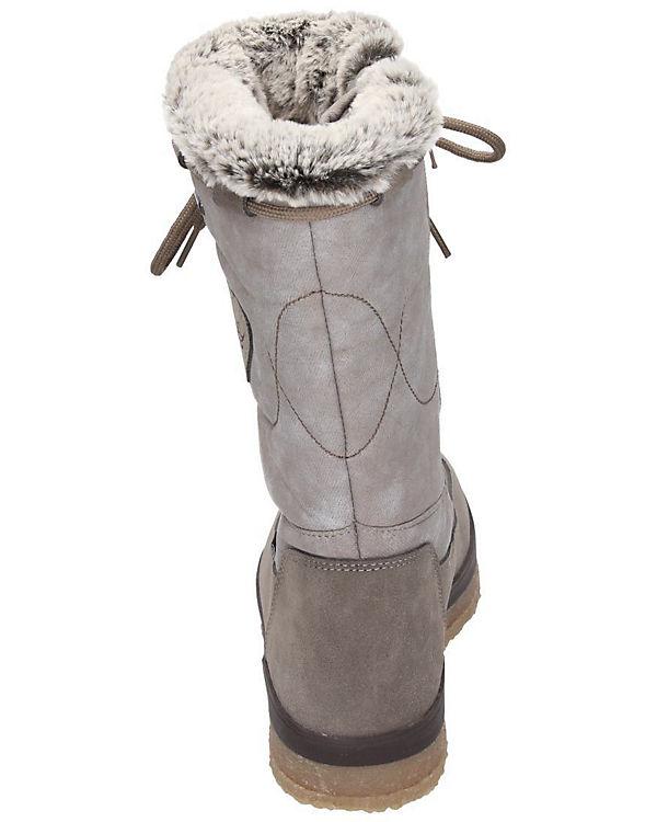 Tex Tex Polar Stiefel Tex Polar beige Polar kombi fwzOEIzqx