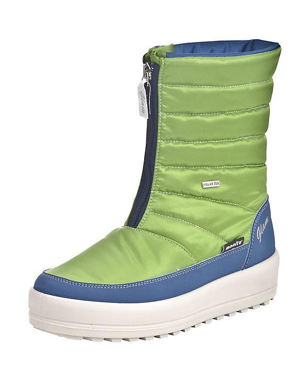 Polar grün kombi Tex Stiefel Tex Polar 45wqFB71