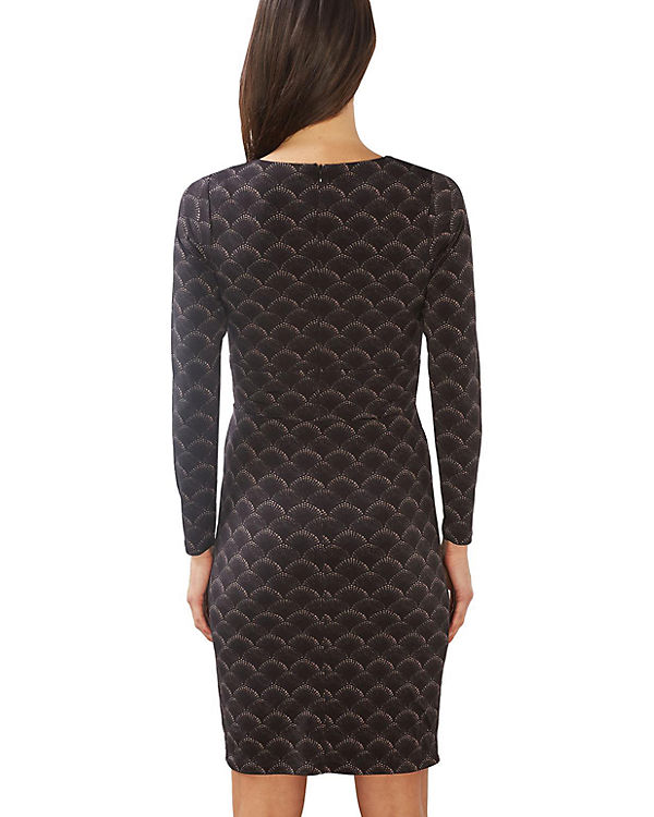 ESPRIT collection Kleid schwarz
