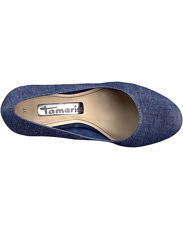 Pumps Tamaris Pumps Tamaris denim Tamaris blue blue Tamaris denim Tamaris tqEUfU
