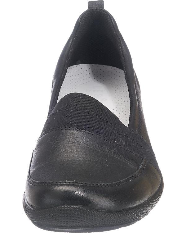 Legero, Legero Salina Salina Salina Ballerinas, schwarz 54c36b