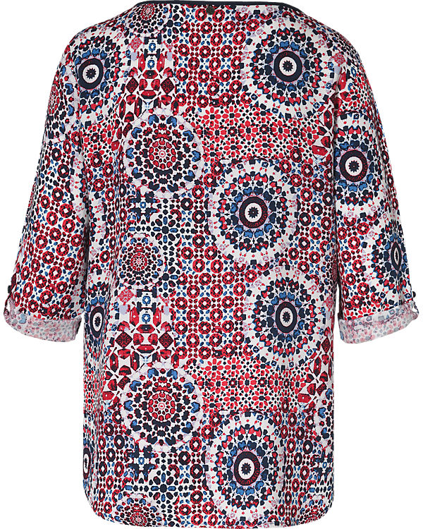 Comma Casual Identity Bluse rot