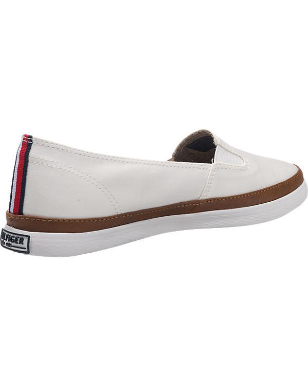 weiß Sneakers HILFIGER TOMMY HILFIGER TOMMY Kesha aqvXC8xvw