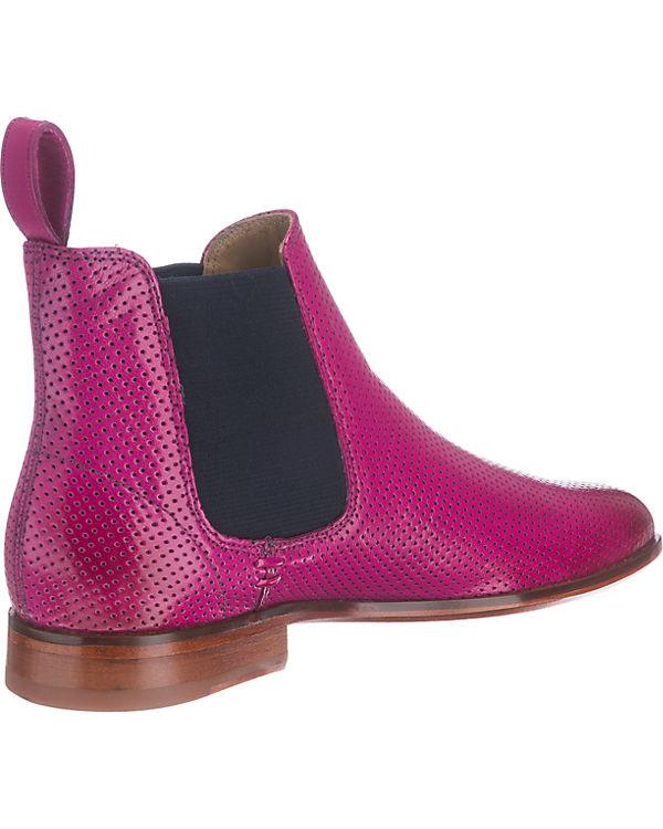 MELVIN & HAMILTON Susan 10 Chelsea Boots lila Billig Verkauf Perfekt Erkunden Verkauf Online uvt9CTde