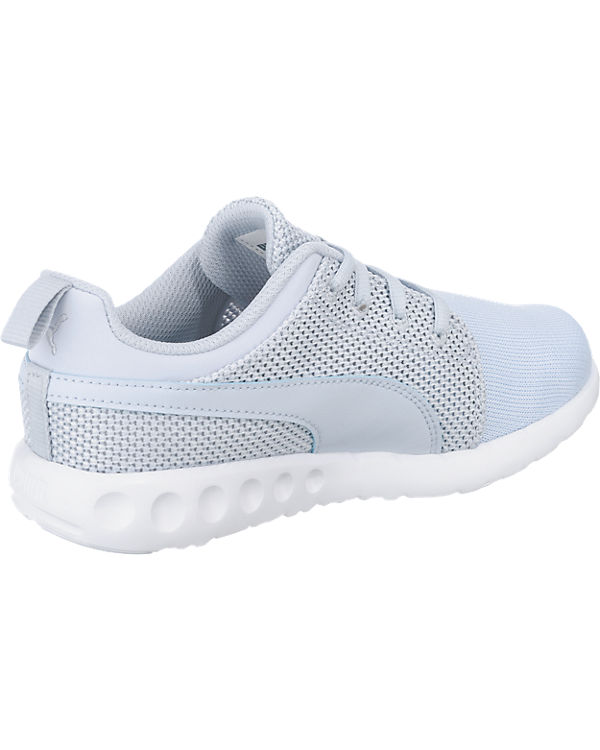 PUMA PUMA Carson Runner Knit Sportschuhe blau-kombi