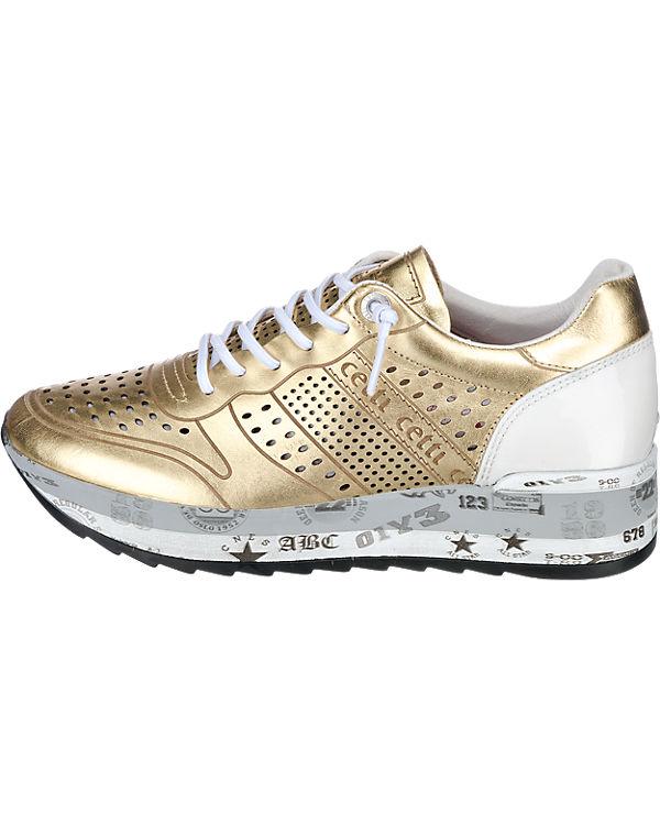 Cetti Cetti Cetti Sneakers Sneakers gold gold Cetti PdxdHF4