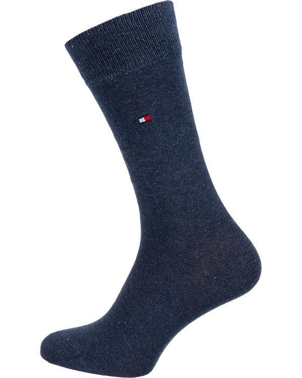 2 blau Socken HILFIGER Paar Socken HILFIGER TOMMY TOMMY xf6tp8n