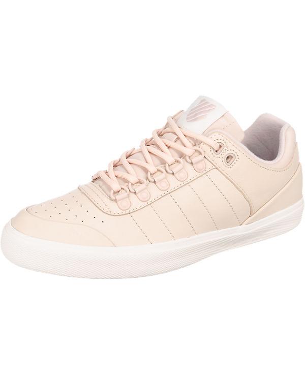K-SWISS, K-SWISS Gstaad Neu Sleek rosa Sneakers, rosa Sleek 28c361