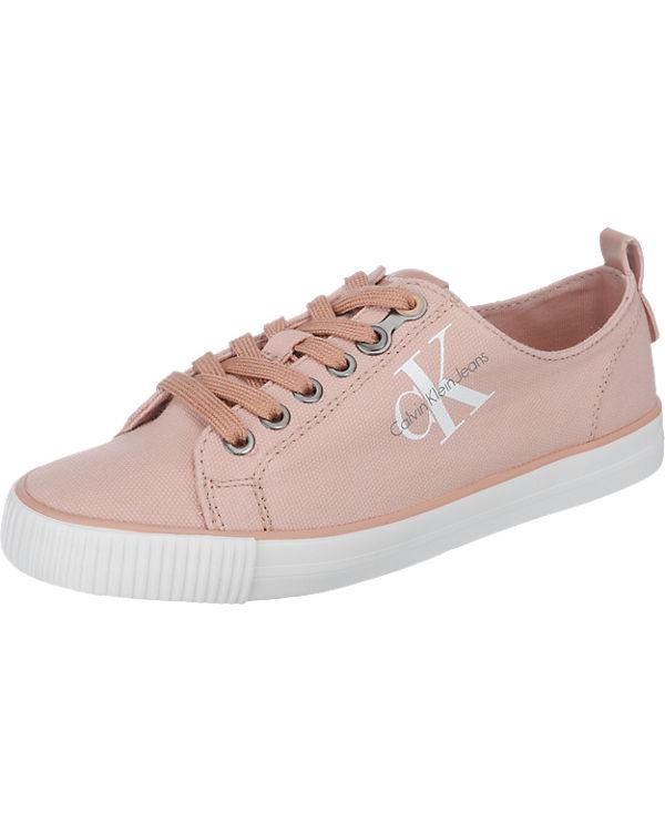 CALVIN KLEIN JEANS CALVIN KLEIN JEANS Dora Sneakers rosa