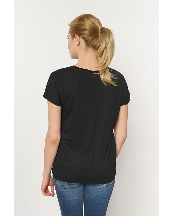 schwarz Shirt MODA T VERO T Shirt schwarz MODA VERO MODA VERO wvBFtqq