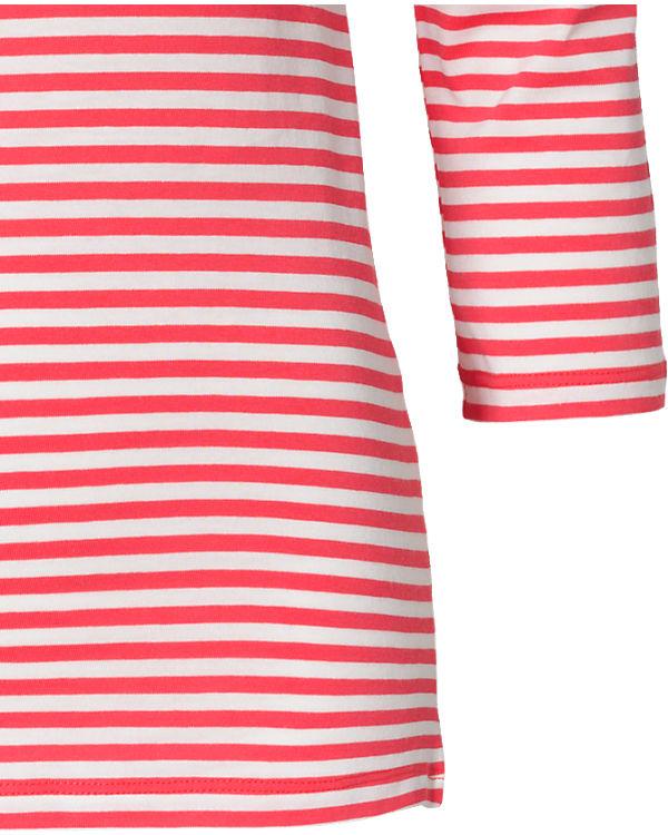 Shirt MODA weiß Arm rot 4 3 VERO wIqYdd