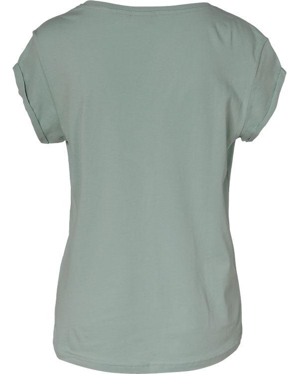MUSTANG T-Shirt grün