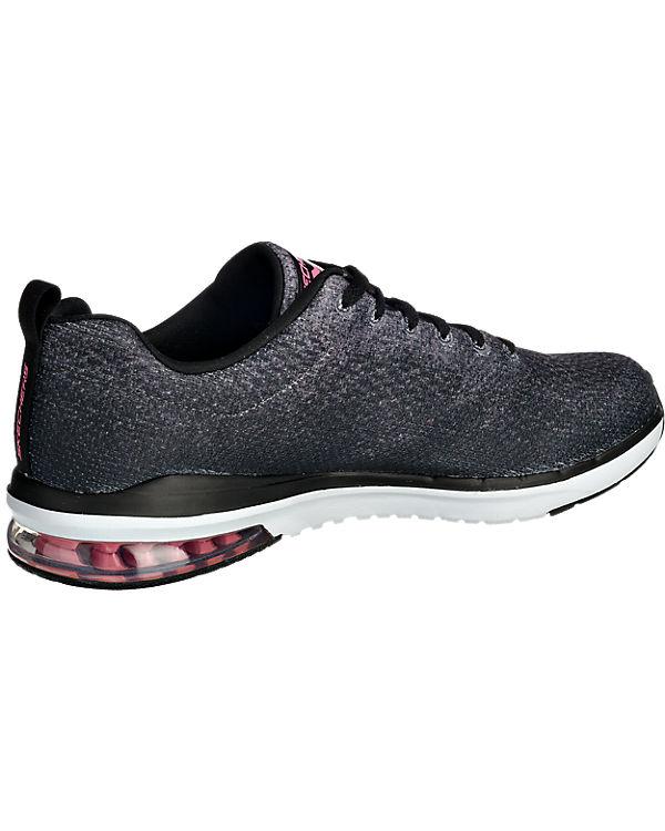 SKECHERS SKECHERS Skech-Air Infinity Modern Chic Sneakers schwarz
