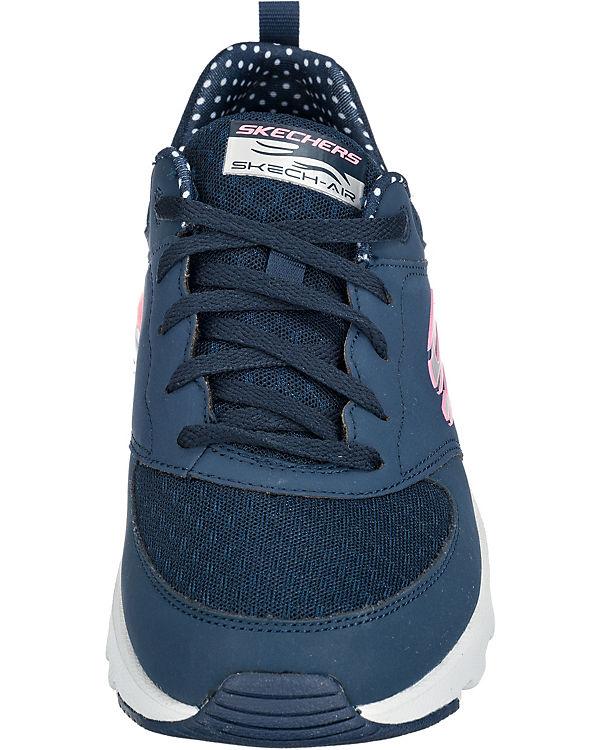SKECHERS Skech-Air Extreme Sneakers Low blau-kombi