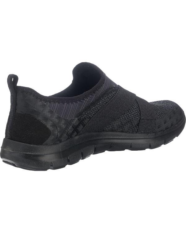 SKECHERS SKECHERS Flex Appeal 2.0 New Image Sneakers schwarz