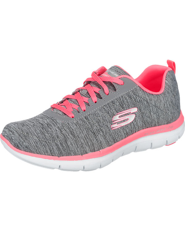 Appeal pink Sneakers 2 Low SKECHERS 0 Flex 1w5OqO
