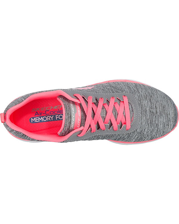 Sneakers SKECHERS Flex Low 2 Appeal pink 0 q6qRw18xv
