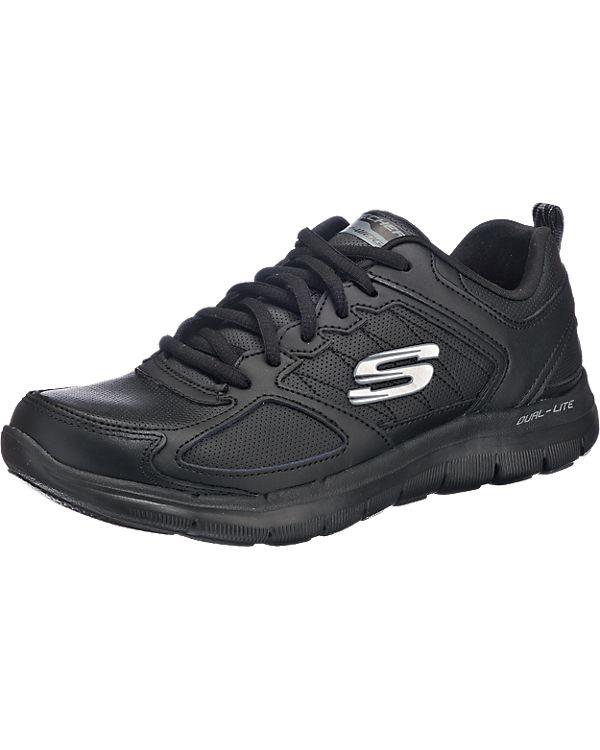 Appeal SKECHERS 2 schwarz Good Flex Sneakers SKECHERS Timing 0 qS7SEUxw