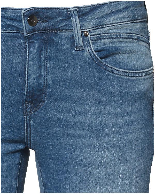 Mavi Jeans Adriana Skinny blau