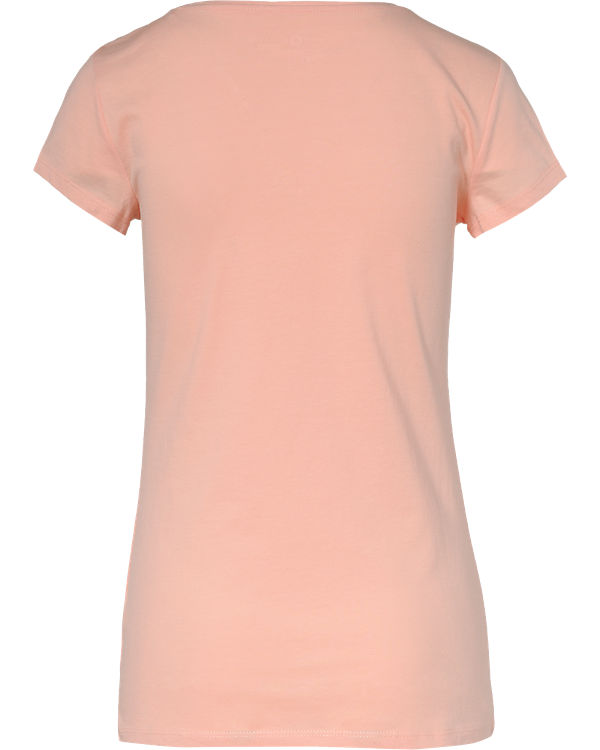 TOM TAILOR Denim T-Shirt rosa