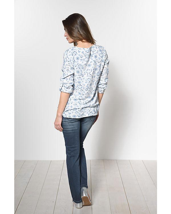 TIMEZONE Jeans Emilia Slim blau