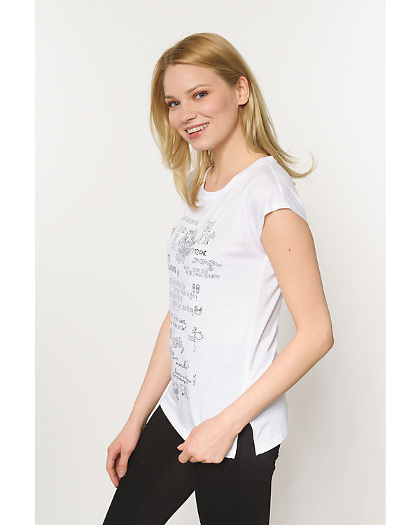 TIMEZONE weiß TIMEZONE T Shirt T rnvSrz8