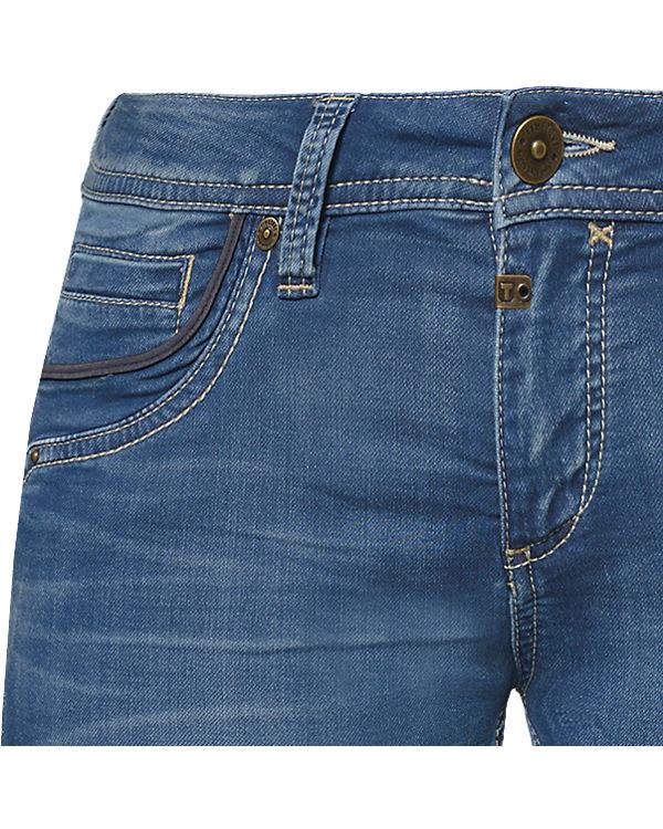 Jeans Slim Tahila TIMEZONE blau TIMEZONE Jeans qaWSEHUw61