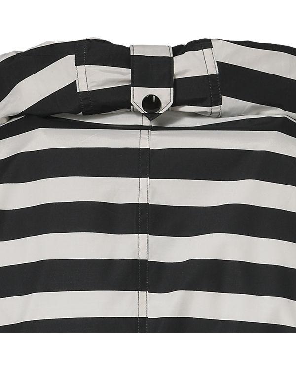 s.Oliver BLACK LABEL Jacke schwarz/weiß