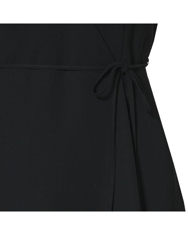 s.Oliver BLACK LABEL Blusenkleid schwarz